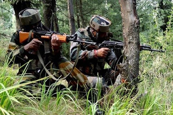 jammu and kashmir 2 jawan martyrs terrorists encounter