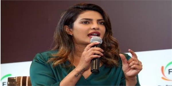 priyanka chopra on students   protest against caa  every voice counts