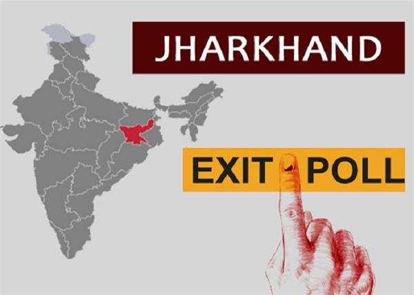 jharkhand exit poll bjp congress alliance government