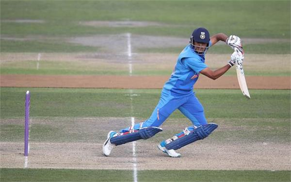 india u 19 cricket team defeated south africa in the 1st youth odi