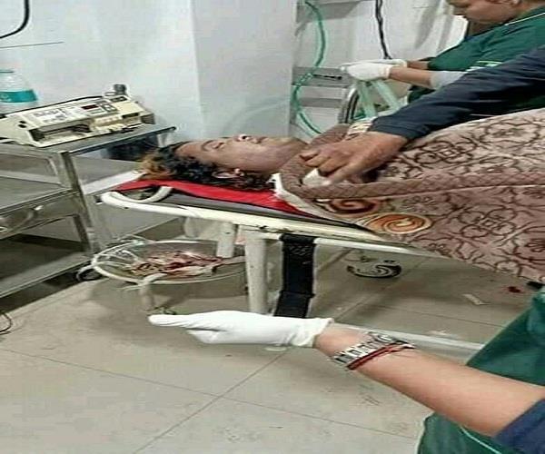 sufi singer vicky badshah died in jalandhar karamjit anmol shared pic