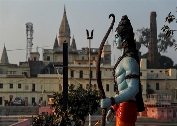 supreme court ayodhya modern city 50 thousand crore