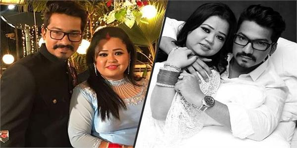bharti singh and haarsh limbachiyaa celebrate wedding anniversary