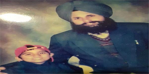 karan aujla pens emotional post on his father  s death anniversary