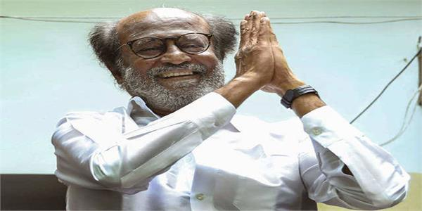 rajinikanth urges fans to help the needy and avoid grand celebrations
