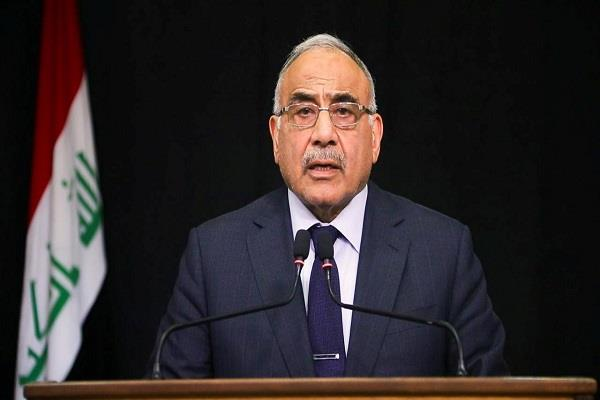 iraq pm resigns anti government protests