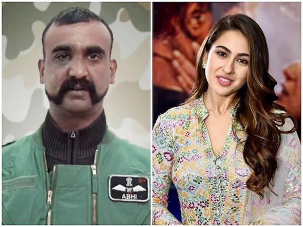 abhinandan varthaman and sara ali khan most searched personalities in pakistan