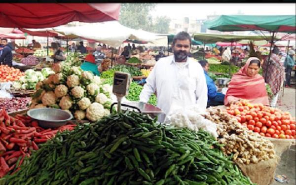 increase prices of vegetables