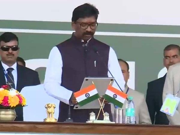 hemant soren chief minister of jharkhand