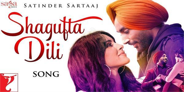 shagufta dili song satinder sartaaj official music video new song