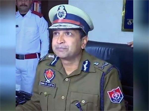 dgp dinkar gupta punjab police e pass facility