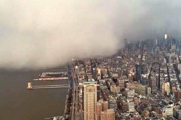 new york snow squall