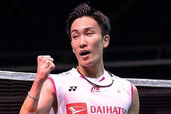 kento momota  world tour finals  wins