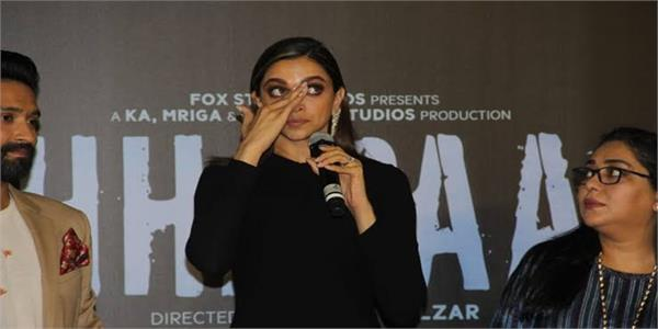 chhapaak trailer out deepika padukone