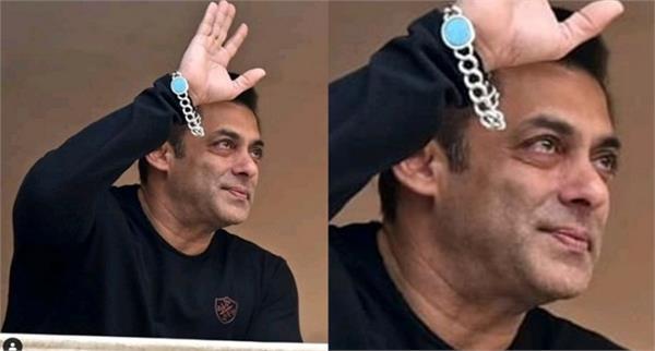 salman khan viral video tears in eyes dabangg 3