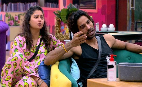 bigg boss 13   arhaan khan and rashami desai