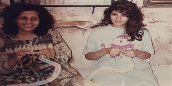 twinkle khanna shares old pic with grandmother betty kapadia