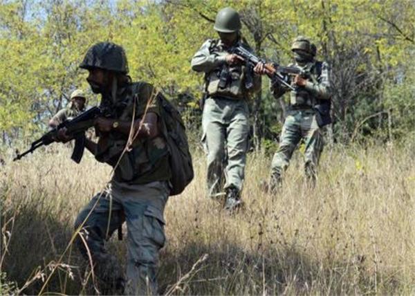 jammu and kashmir soliders killed 3 terrorists