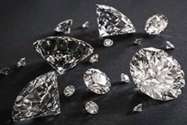this year  the largest fall in diamond imports