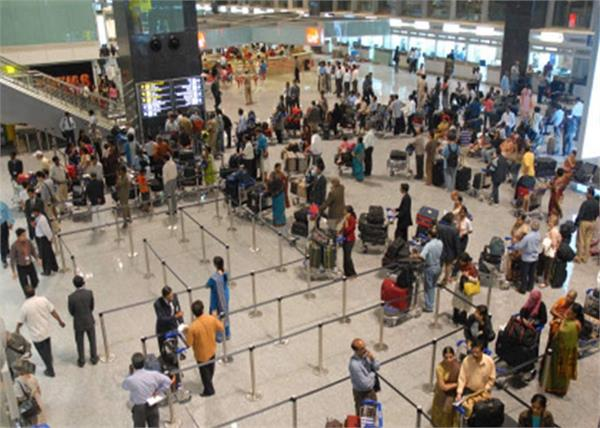 amid curfew  passengers stranded at guwahati airpor