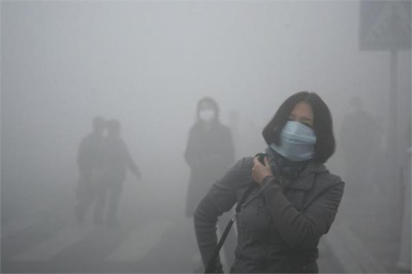 air pollution increase depression and suicide