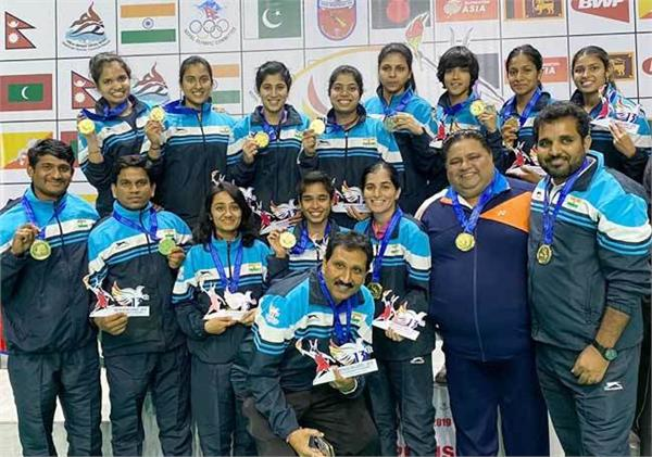 india  s best performance in medal at the sag games