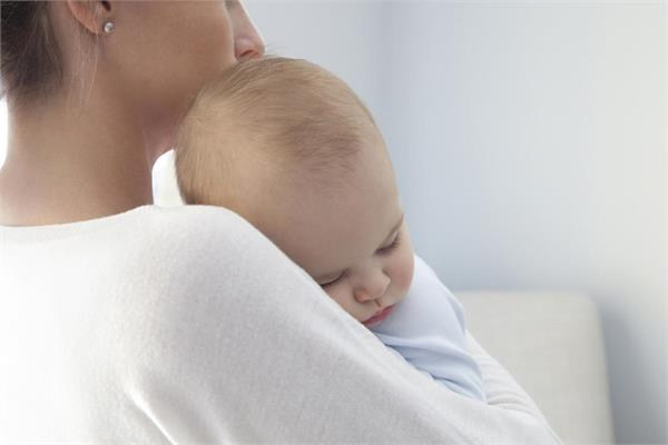 risk of colds virus in mother  s womb