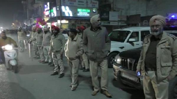 jalandhar   town  police  checking