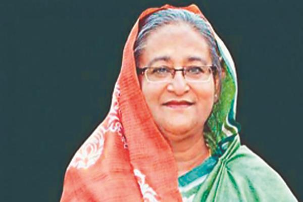 sheikh hasina win   good news   for india