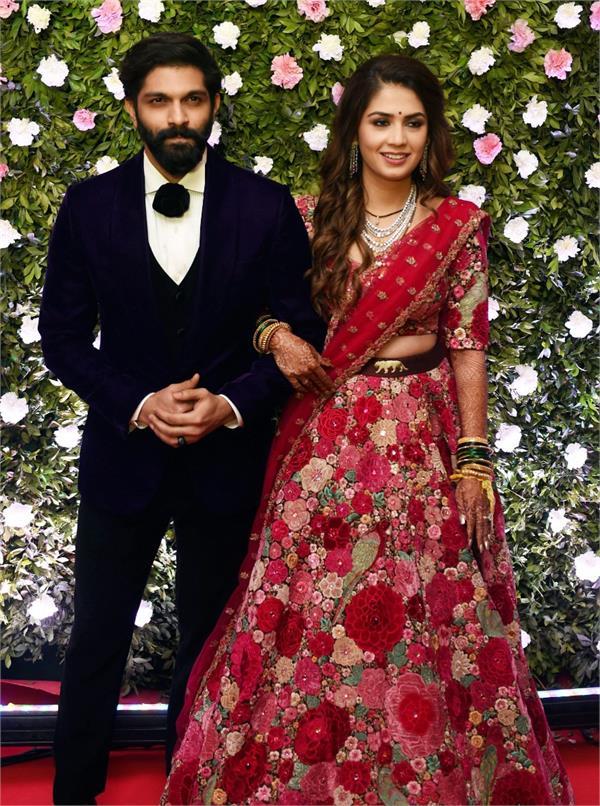 amit thackeray and mitali borude wedding ceremony