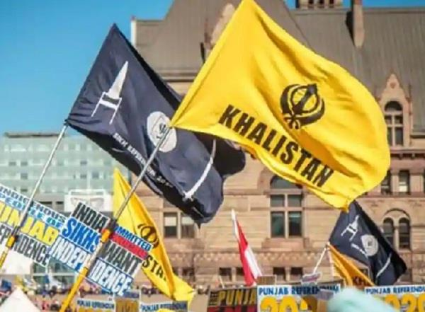 person arrest for the reason of khalistan support