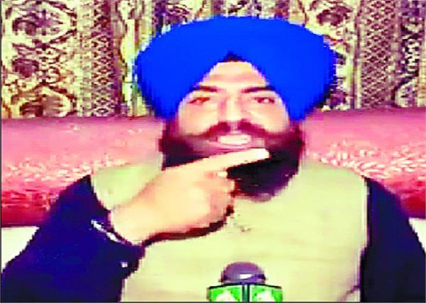 pulwama terror attack  gopal singh chawla  modi