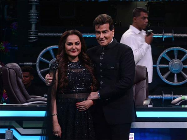 jeetendra and jaya prada sets of super dancer chapter 3