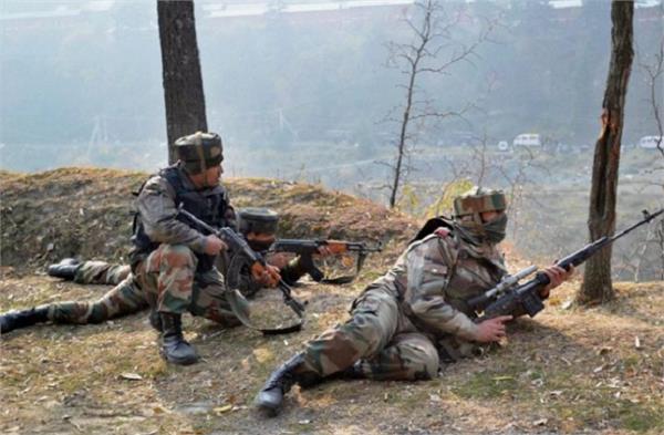 jk pakistan army violated ceasefire