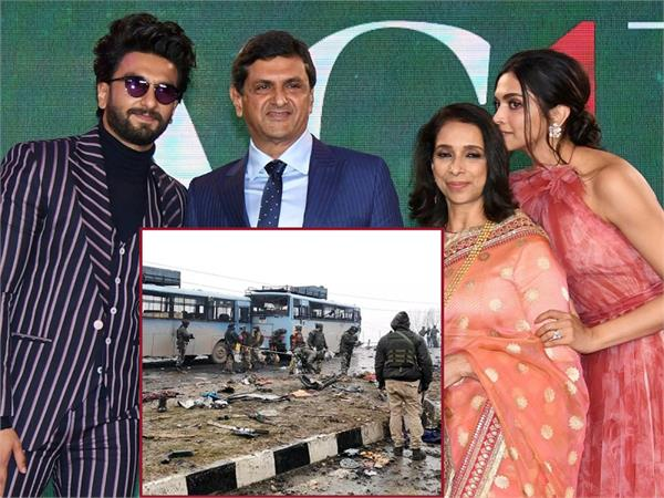 pulwama terror attack bollywood stars enjoyed parties