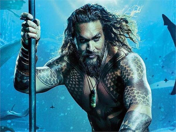 'Aquaman' ਬਣੀ ਡੀ. ਸੀ. ਕਾਮਿਕਸ ਦੀ ਸਭ ਤੋਂ ਜ਼ਿਆਦਾ ਕਮਾਈ ਕਰਨ ਵਾਲੀ ਫਿਲਮ