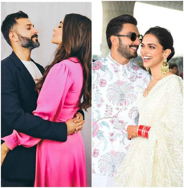 bollywood couples celebrating first valentineday