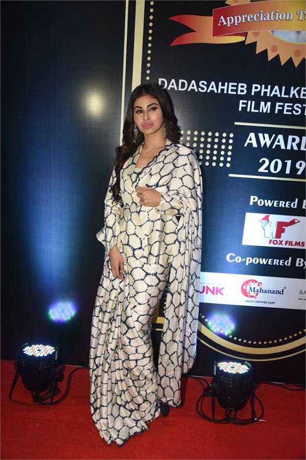 dadasaheb phalke international film festival awards 2019