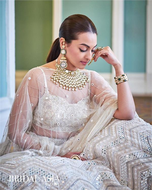 sonakshi sinha bridal photoshoot