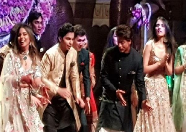 aamir khan dancing with bride to be shloka mehta