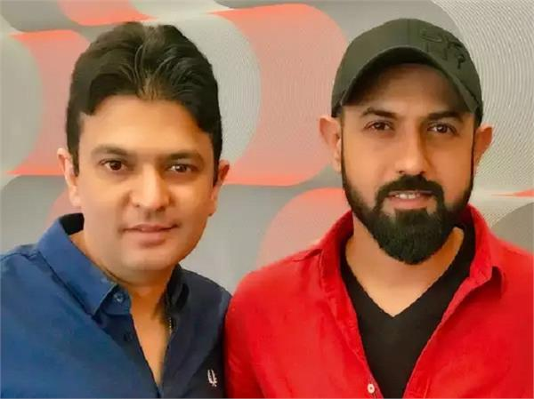 gippy grewal and bhushan kumar