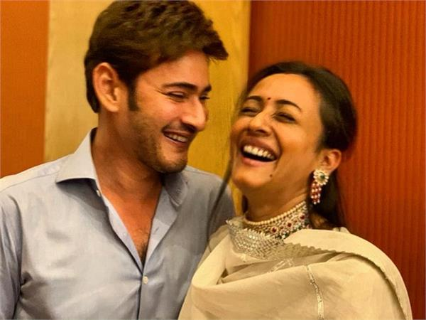 mahesh babu celebrates 14th wedding anniversary