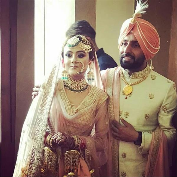 harf cheema got married