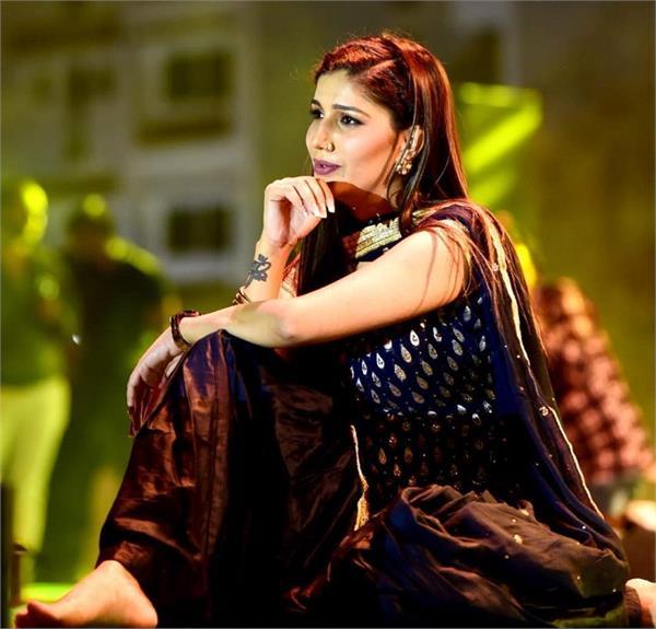 haryanvi sensation sapna choudhary