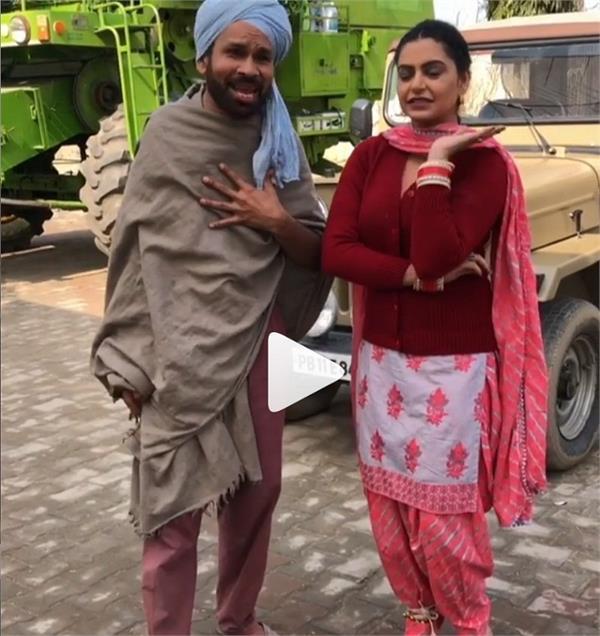 harby sangha and nisha bano