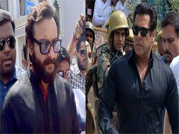 blackbuck case saif and 3 other acquitted actors get hc notices