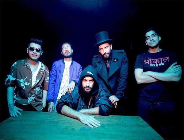 ranveer singh just launched his own music label  incink