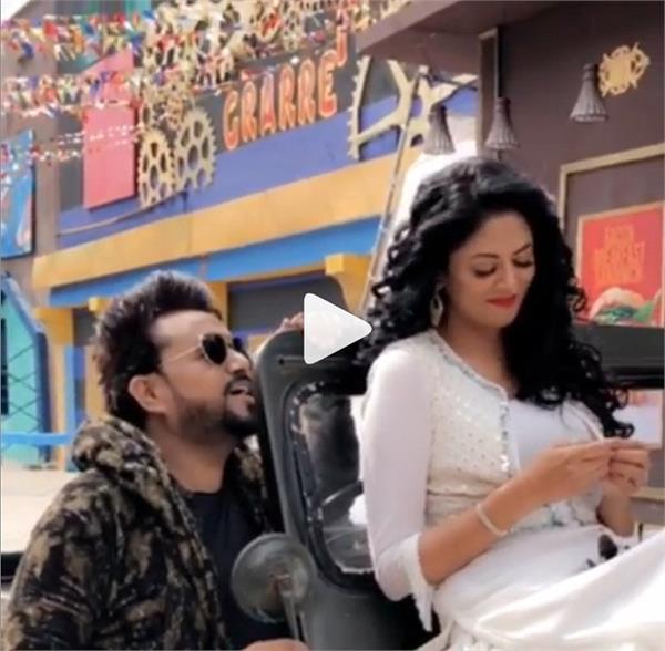 karamjit anmol and kavita kaushik