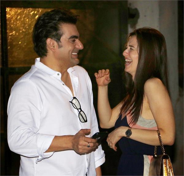 arbaaz khan confirms dating giorgia