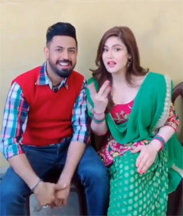 gippy grewal and zarine khan